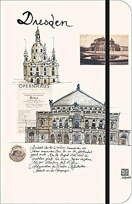 Dresden City Journal Small Martine Rupert teNeues Publishing Company Allemand