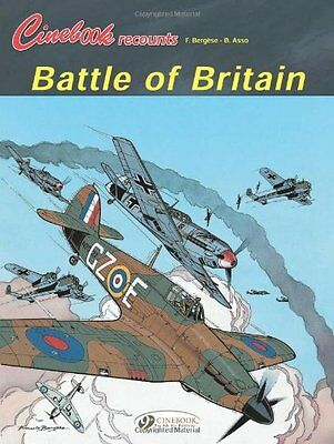 Battle of Britain (1940) B. Asso Cinebook Ltd Illustrations Francis Bergese