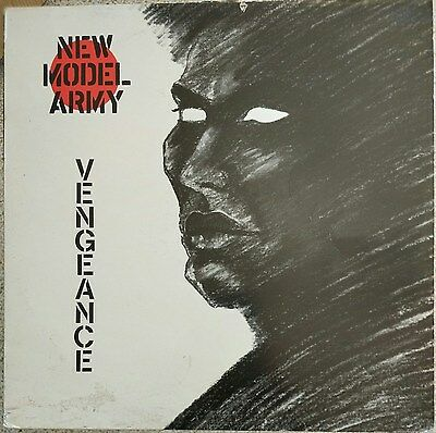 NEW MODEL ARMY  .LP.  Vengeance . FRANCE EDITION