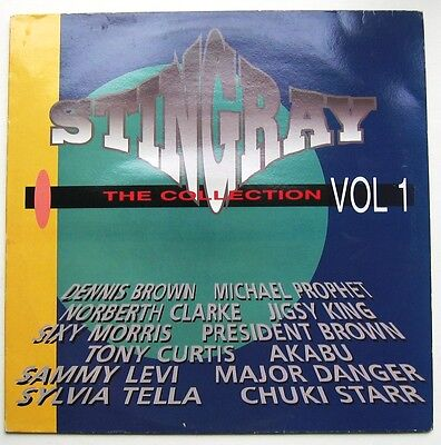 VARIOUS / STINGRAY: THE COLLECTION Vol.1 [Stingray Records] LP