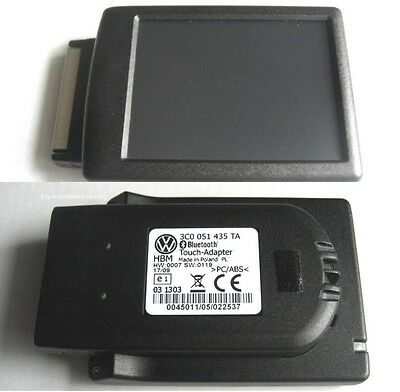 Original VW Bluetooth Adapter Pairing Touch Adapter 3C0 051 435 TA