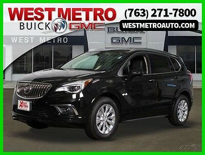 2017 Buick Other Essence 2017 Essence New 2.5L I4 16V Automatic FWD SUV OnStar