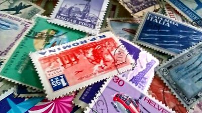 99 Different Plane and Airmail Lot with low start price