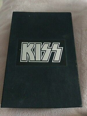 KISS , Box Set , 2001. Includes Booklet & Inserts. 5 CD great condition