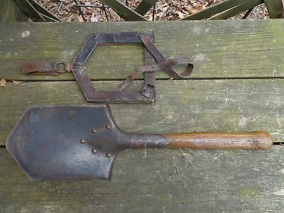 WW1 Austro-Hungarian entrenching shovel