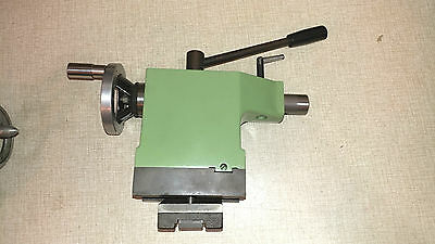 Emco Maximat Super 11 Lathe Tail Stock MT2 PN 040000 Inch Based Tailstock 0501