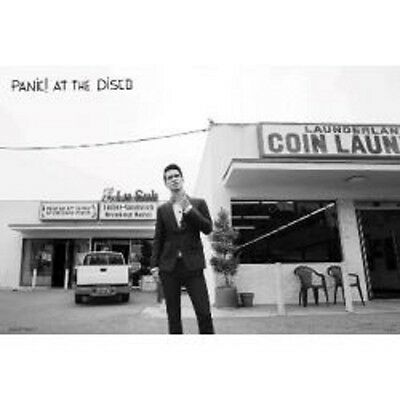 Panic At The Disco Coin Laundry Poster New  !