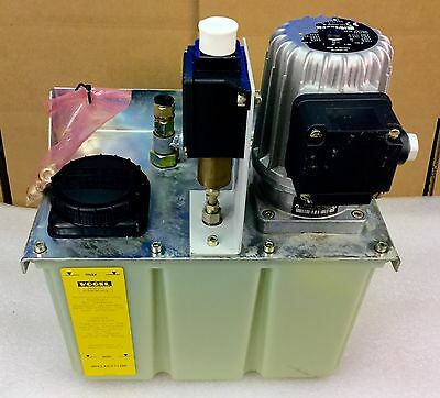 Vogel Mfe5-K6-S1-299 Automatic Lubrication Pump New Condition No Box