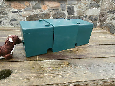 Genuine Mark 4 Fenn Springer Traps & Tunnel Boxes for Rats Stoats & other vermin