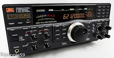 Japan Radio JRC NRD-545 Shortwave Radio DSP AM SSB CW Receiver w/ CHE-199