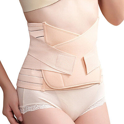 New Postpartum Recovery Girdle Belly Waist Slimming Body Shaper Belt Wrap Band