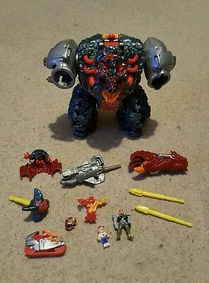 Mighty Max - Magus 100% Complete playset. Clean and fully working!