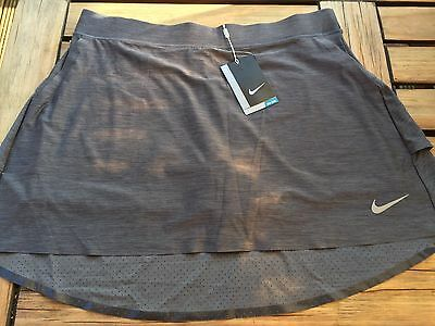Nike Ladies Golf Tennis Skirt Pull on Skort Size XL Fully Lined Brand New