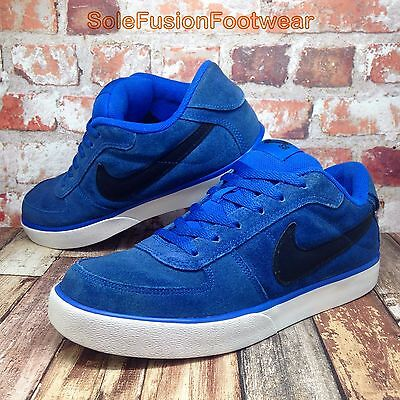 Nike Mens MAVRK SB Trainers size 7 Blue Skateboarding Shoes US 8 Sneakers EU 41