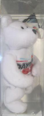 Ty Like Daytona 500 Nascar 2000 Bear Numbered in Seald Plastic Case NRFB
