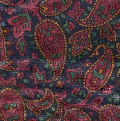 Longaberger HANDLE GRIPPER Fathers Day Paisley