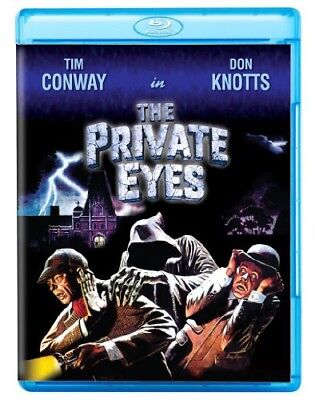 The Private Eyes [New Blu-ray] Widescreen