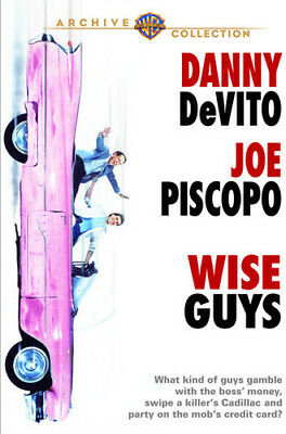 Wise Guys [New DVD] Manufactured On Demand, Full Frame, Dolby, Mono Sound