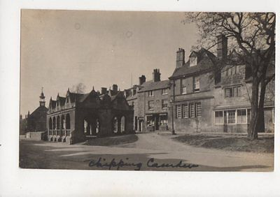 Chipping Campden Gloucestershire Vintage RP Postcard 367b