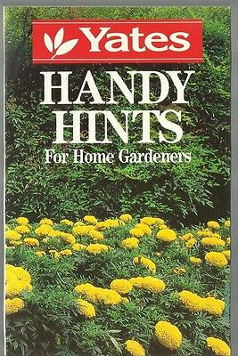 Yates Handy Hints for Home Gardeners  (Paperback, 1994)