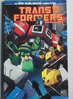 TRANSFORMERS Generation I Volume 1 (IDW Publishing) pb