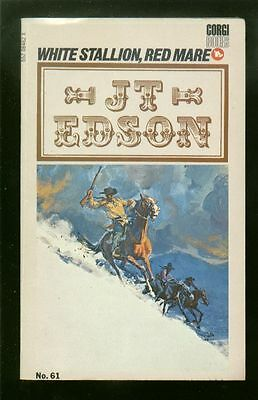 White Stallion, Red Mare by J. T. Edson (Paperback, 055208462X)