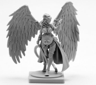 █ 30mm Resin KD Grand Mother Unpainted Unassembled ONLY Figure WH099