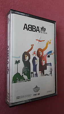 Musikkassette ABBA - The Album, 1977, Polar