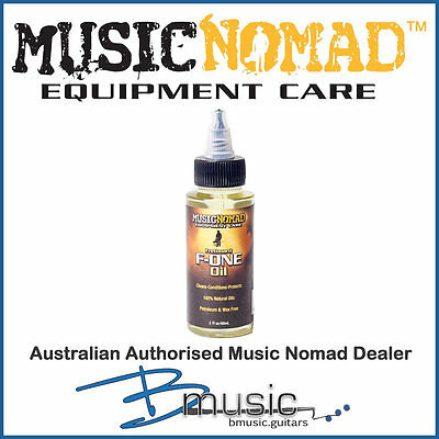 Music Nomad Fretboard F-ONE Oil - Cleans, conditions and protects fingerboards
