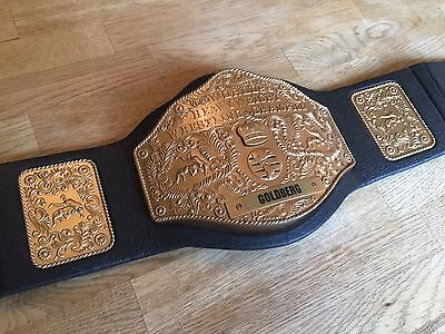 Wrestling Belt Quest 1998 World Championship Wrestling Belt With Sounds
