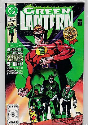DC COMICS GREEN LANTERN #19 SPECIAL 50th ANNIVERSARY ISSUE  MINT NEVER BEEN READ