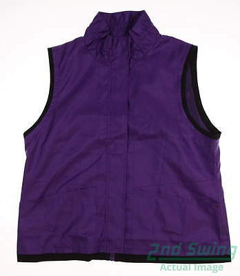 New Womens EP Pro Golf Vest X-Large XL Purple MSRP $98