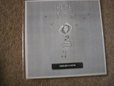 "Kate Nash 7"" Caroline's A Victim, Moshi 2006"