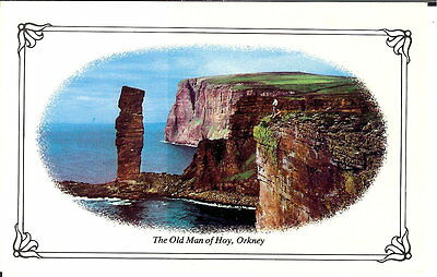 Scotland: The Old Man of Hoy, Orkney - Unposted c. 1970s