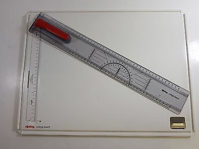 Rotring Rapid A3 Architectural Drawing Board - School,College Design
