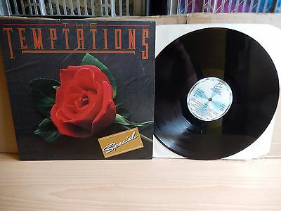The Temptations - Special (1989 Motown) LP