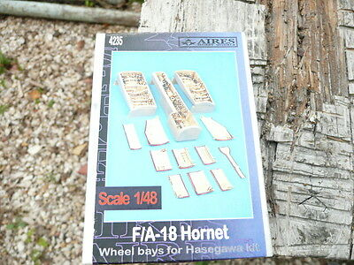 Aires 1/48  F/A-18 Hornet  pour  Hasegawa kit # 4235