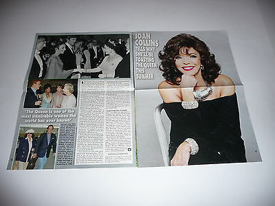 45+ Joan Collins Cuttings/Clippings (2009-17)