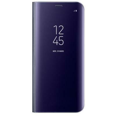 Samsung Clear View cover Stand Lavende pour Galaxy S8+