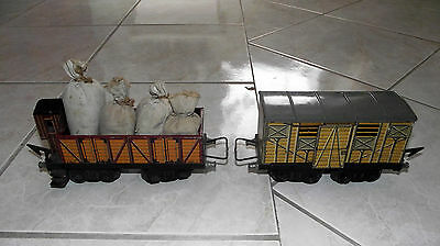 wagons marchandises jep échelle O hornby