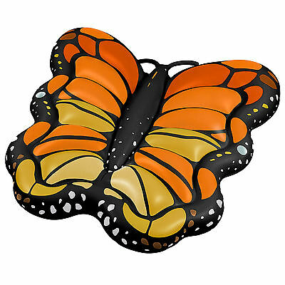 Swimline Giant Monarch Butterfly Inflatable Ride On Pool Float Lounger | 90455