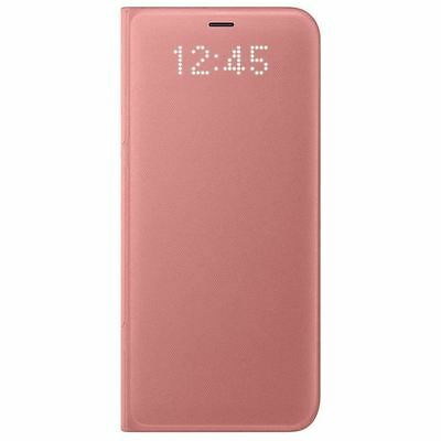 Samsung LED View cover Rose pour Galaxy S8