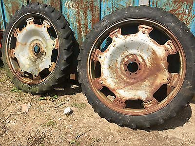 Tractor Row Crop Wheels And Tyres