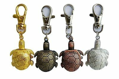 New Cute tortoise design Key Ring Chain watch Children boys girls kids gift DK28