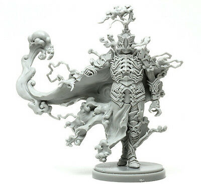 █ 54mm 1/32 Resin Kingdom Death Storm Knight Unpainted Unbuild WH068