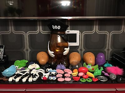 Large Mr Potato Head Bundle Pirate Storage Buzz Light Year