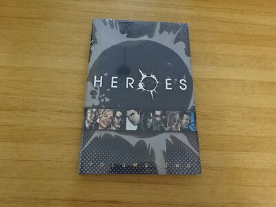 Rare Sealed Copy Of Heroes Volume 2 Hard Cover Graphic Novel! Dc Comics!