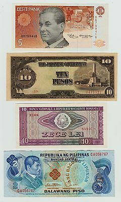 9 Different World notes Circulated