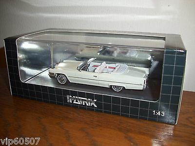 "Ultra Rare 1 Of Only 408 ""dukes Of Hazzard 1:43 ""boss Hogg's"" 1970 Cadillac-New!"
