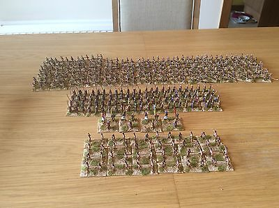 15mm FOGR Hawaiian Army ( Professionally painted and huge)
